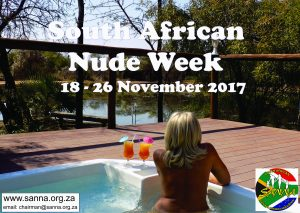 South African Nude Week