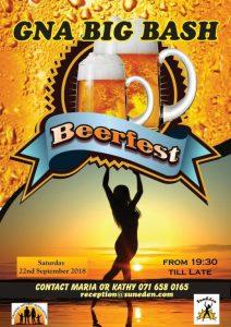 Beerfest - Suneden @ Suneden