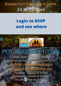 Potjiekos Competition @ Login to RSVP and find our where