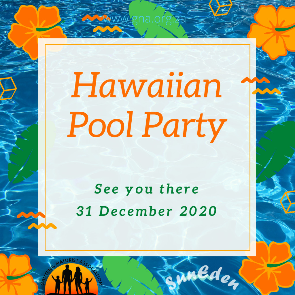 Hawaiian Pool Party at SunEden @ SunEden
