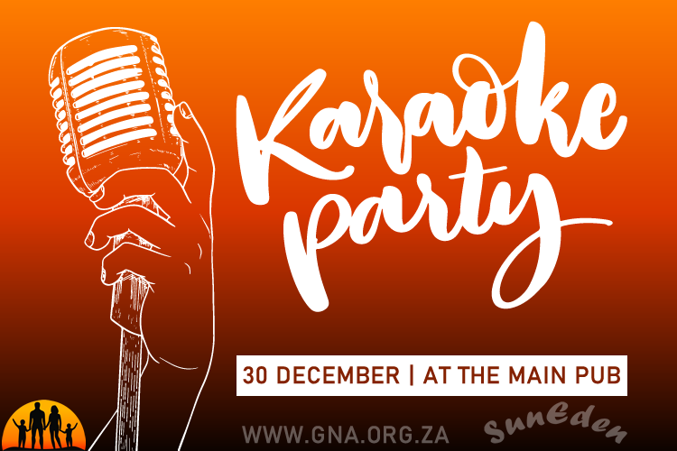 Karaoke Party at Suneden Main Pub @ SunEden
