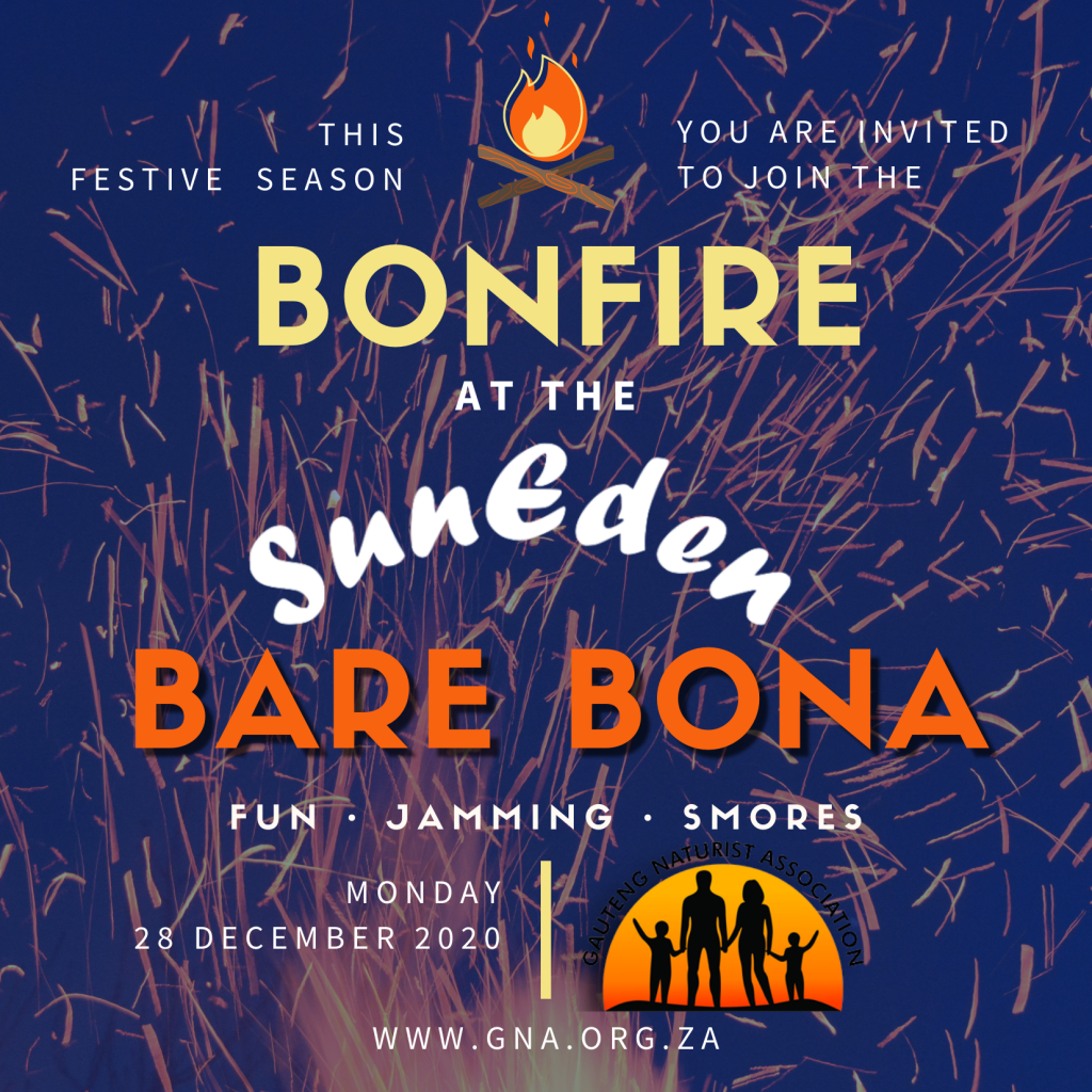 Bonfire at the Bare Bona, SunEden