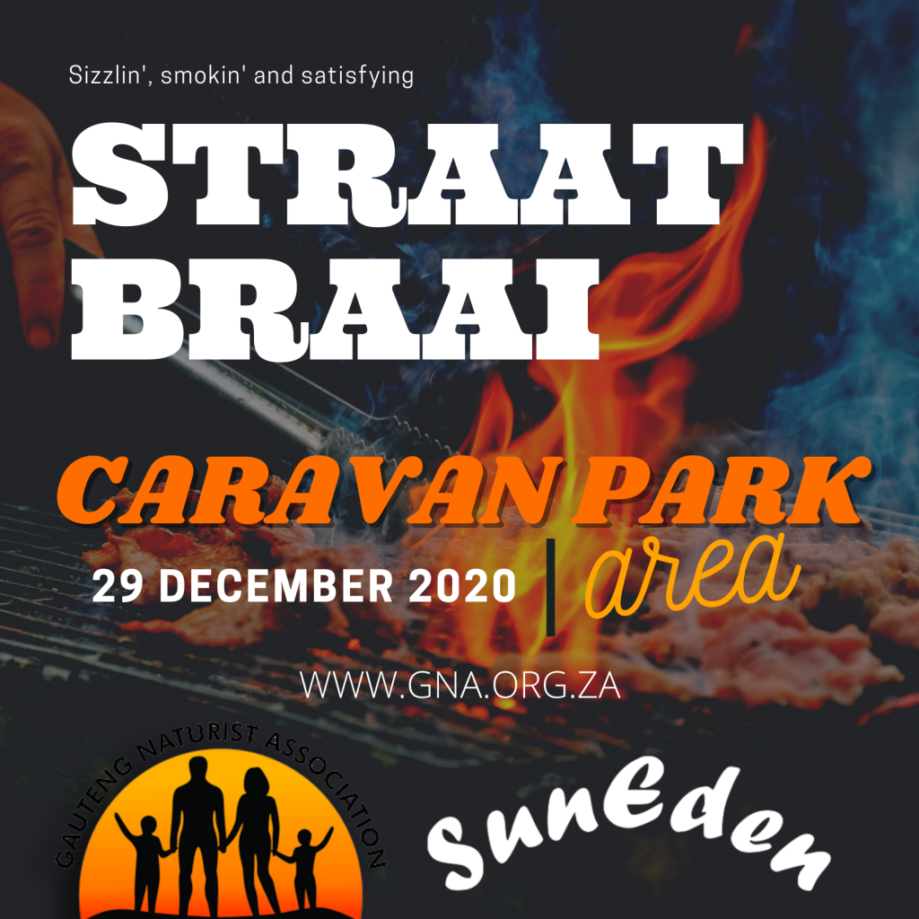 Straatbraai in the Caravan Park Area @ SunEden