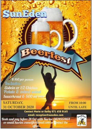 Beerfest @ SunEden