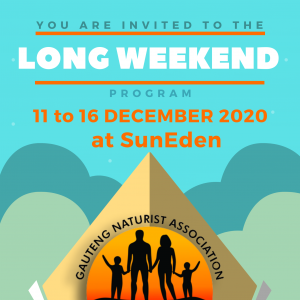 Long Weekend Program at SunEden