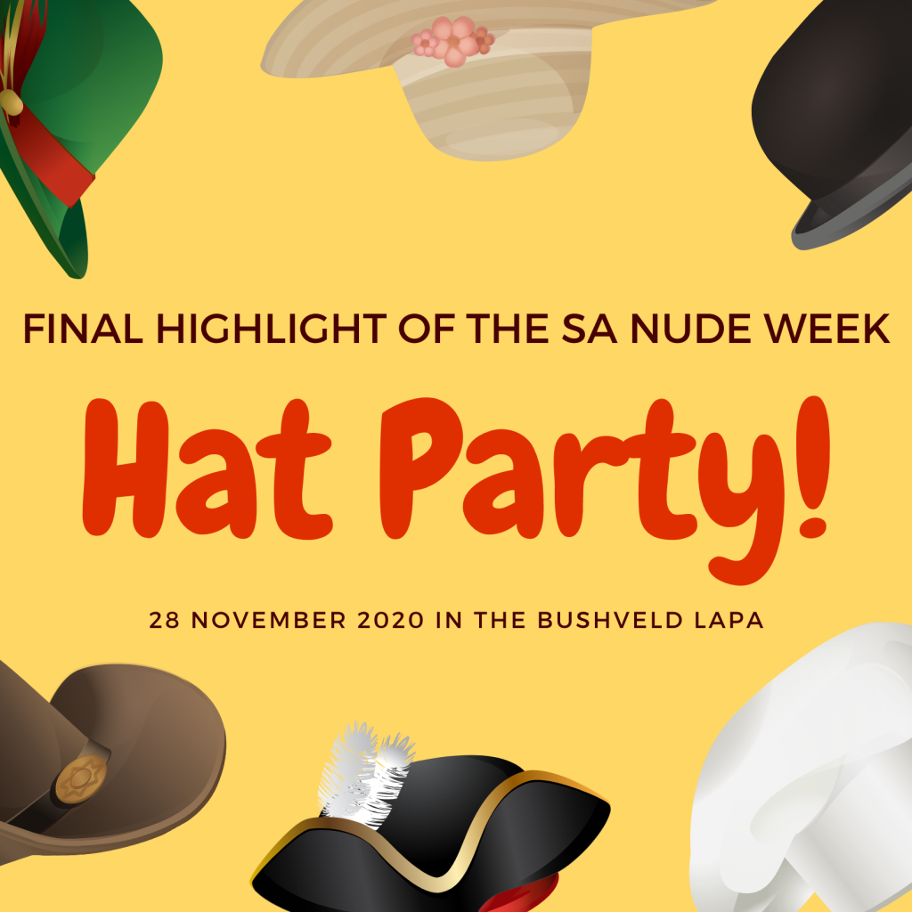 Hat Party @ SunEden Bosveld Lapa