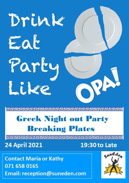 Greek Night Out Party
