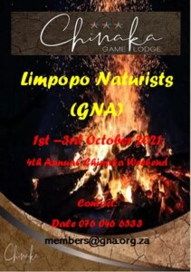 Chinaka 4th Annual Weekend   (Limpopo)
